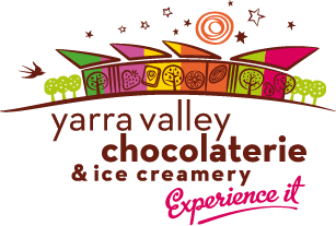 Yarra Valley Chocolaterie & Ice Creamery logo